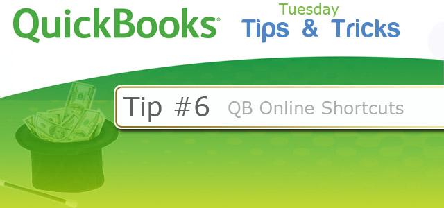 Quickbooks Tricks 6